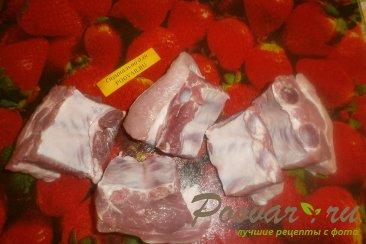 Свинина в винном соусе Шаг 2 (картинка)