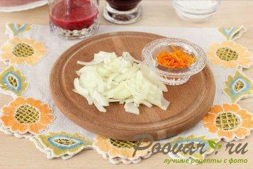 Свинина в духовке под вишневым соусом Шаг 3 (картинка)