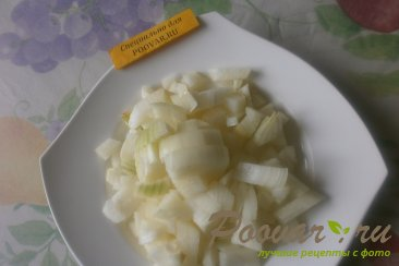 Паштет из фасоли c грибами Шаг 4 (картинка)
