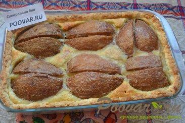 Открытый пирог с грушей Шаг 12 (картинка)