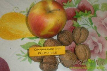 Гречка с яблоками и орехами Шаг 3 (картинка)
