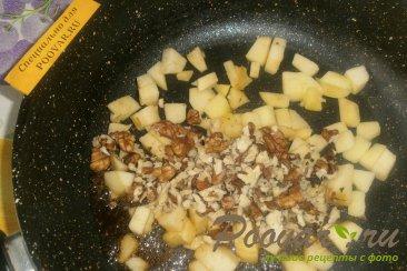 Гречка с яблоками и орехами Шаг 7 (картинка)