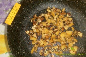 Гречка с яблоками и орехами Шаг 9 (картинка)