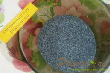 Овсяно - маковый пирог Шаг 1 (картинка)