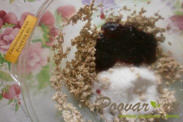 Овсяно - маковый пирог Шаг 7 (картинка)