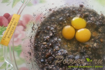 Овсяно - маковый пирог Шаг 11 (картинка)
