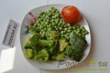Постный чечевичный суп с овощами Шаг 3 (картинка)