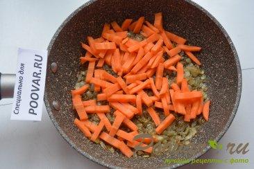 Постный чечевичный суп с овощами Шаг 5 (картинка)