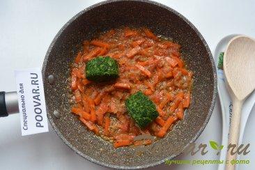 Постный чечевичный суп с овощами Шаг 8 (картинка)