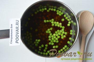 Постный чечевичный суп с овощами Шаг 9 (картинка)