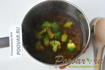 Постный чечевичный суп с овощами Шаг 10 (картинка)