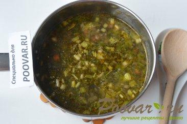 Постный чечевичный суп с овощами Шаг 12 (картинка)