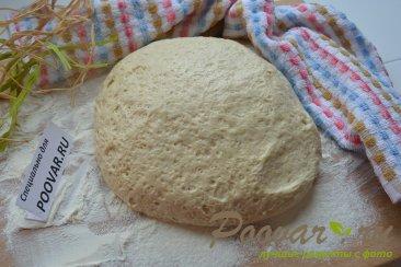 Дрожжевое тесто рецепт приготовления