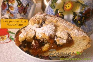 Абрикосовый пирог с цукатами Шаг 14 (картинка)