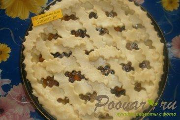 Абрикосовый пирог с цукатами Шаг 10 (картинка)