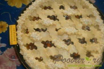 Абрикосовый пирог с цукатами Шаг 11 (картинка)