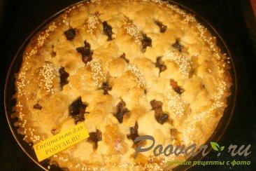 Абрикосовый пирог с цукатами Шаг 12 (картинка)