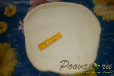 Багет с сыром и вялеными помидорами Шаг 2 (картинка)