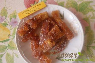 Постный пирог с ягодами и цукатами Шаг 2 (картинка)