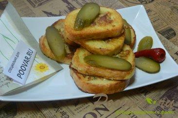 Горячие бутерброды с курицей и сыром Изображение