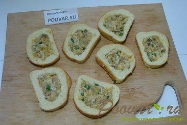 Горячие бутерброды с курицей и сыром Шаг 9 (картинка)