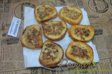 Горячие бутерброды с курицей и сыром Шаг 12 (картинка)