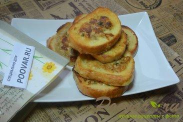 Горячие бутерброды с курицей и сыром Шаг 13 (картинка)