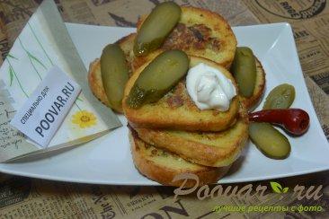 Горячие бутерброды с курицей и сыром Шаг 14 (картинка)