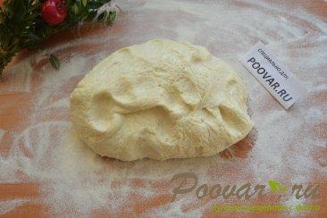 Хлебная коса с начинкой Шаг 8 (картинка)
