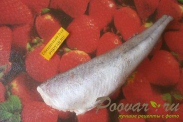 Рыбный суп из хека с рисом Шаг 1 (картинка)