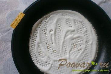 Пирог из вафельных коржей с капустой Шаг 7 (картинка)
