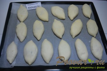 Пирожки с картошкой и грибами Шаг 9 (картинка)