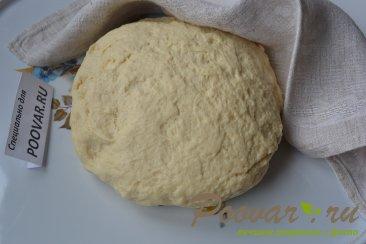 Тесто дрожжевое на кефире для жаренных пирожков Изображение