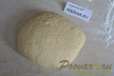 Тесто дрожжевое на кефире для жаренных пирожков Шаг 9 (картинка)