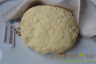 Тесто дрожжевое на кефире для жаренных пирожков Шаг 10 (картинка)