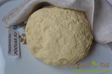 Пирожки жаренные с картошкой и грибами Шаг 5 (картинка)