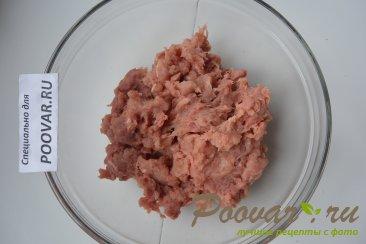 Фрикадельки с замороженными овощами Шаг 2 (картинка)