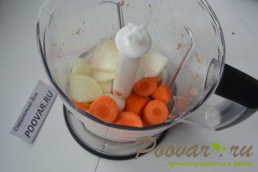 Фрикадельки с замороженными овощами Шаг 3 (картинка)