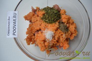 Фрикадельки с замороженными овощами Шаг 4 (картинка)