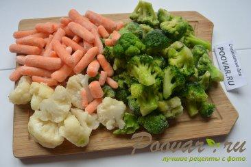 Фрикадельки с замороженными овощами Шаг 9 (картинка)