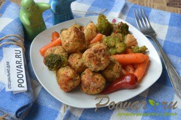 Фрикадельки с замороженными овощами Шаг 13 (картинка)
