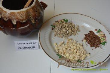 Каша булгур с орехами и сухофруктами Шаг 4 (картинка)