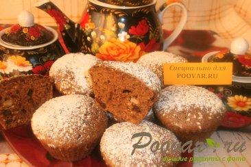 Кексы кофейно - шоколадные Шаг 14 (картинка)