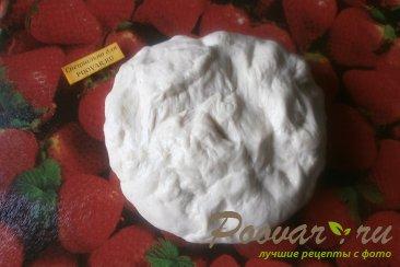 Постные жареные пирожки с луком и картофелем Шаг 10 (картинка)