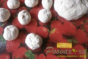 Постные жареные пирожки с луком и картофелем Шаг 11 (картинка)