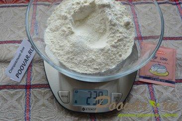 Сахарное печенье Шаг 1 (картинка)