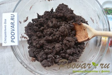 Треснутое шоколадное печенье - Crackied chocolate cookies Шаг 4 (картинка)