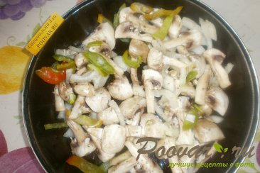 Курица с пшеничной крупой Шаг 9 (картинка)