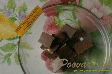 Шоколадный кулич Шаг 2 (картинка)