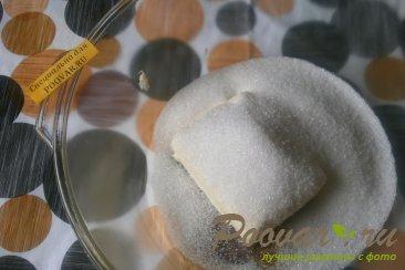 Творожный кулич с сухофруктами и кокосовой стружкой Шаг 2 (картинка)
